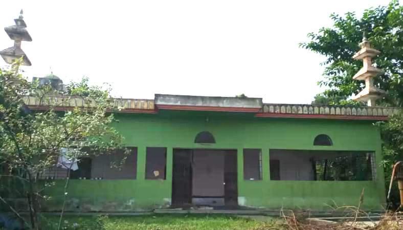 জগন্নাথপুরে উত্তর রসুলপুর জামেমসজিদ এর পরিচালনা কমিটি গঠন