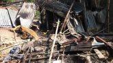 জগন্নাথপুরে অগ্নিকাণ্ডে বসত ঘর পুড়ে ছাঁই, ব্যাপক ক্ষয়ক্ষতি